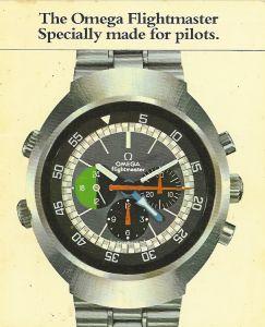 Omega Flightmaster....Vintage Badass Smallcover