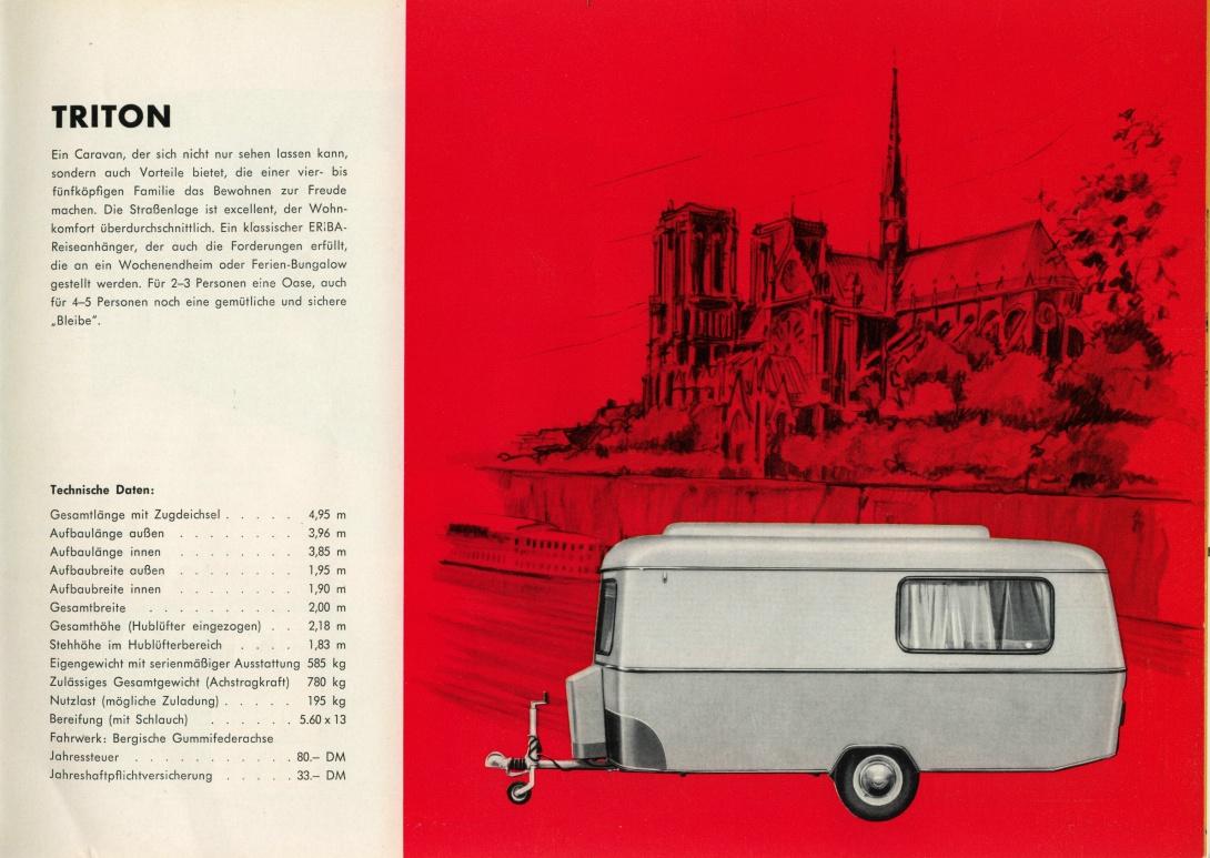 Présentation de la Toinette/ Triton Eriba_1966_11
