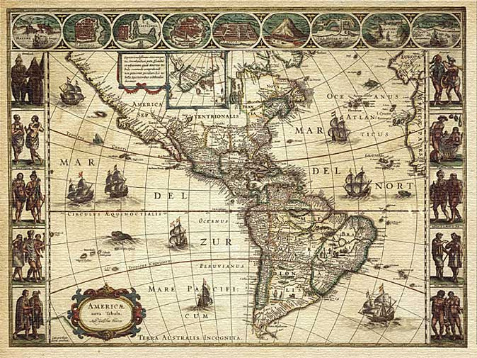 Stare geografske mape i karte - Page 7 Old-map-america-pv