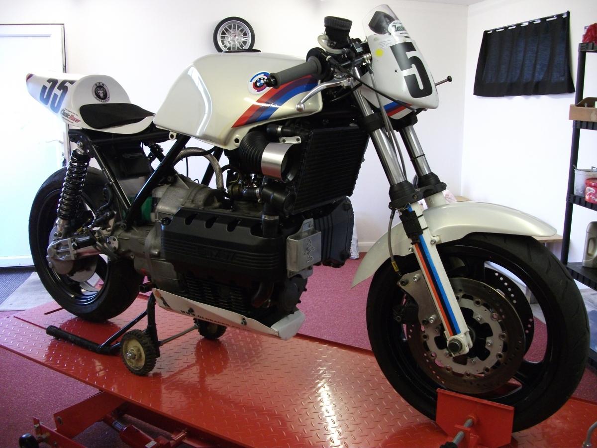 BMW K100 Bmw_K100_racer