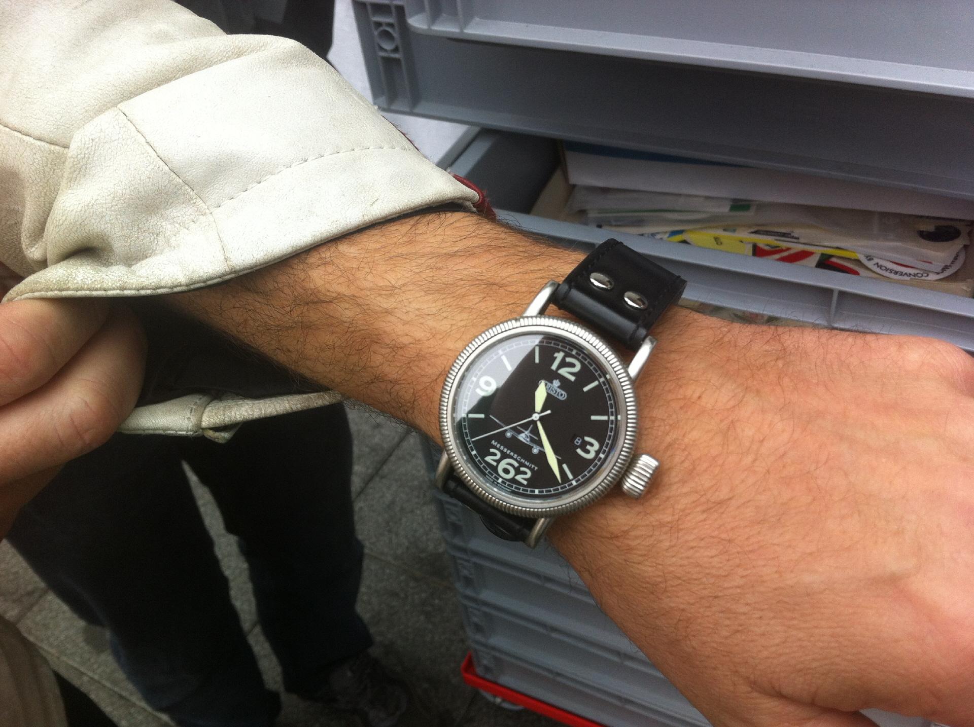 Où trouver Bracelet aviateur ? Fliegerband