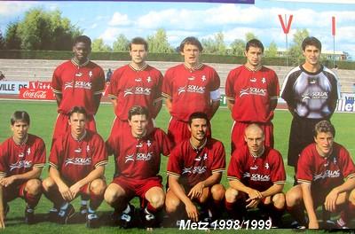 ac42 et l'histoire du football Metz