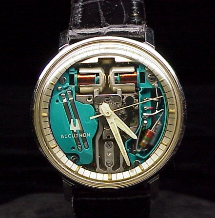 Bulova accutron Deep sea 666ft 1965bulova