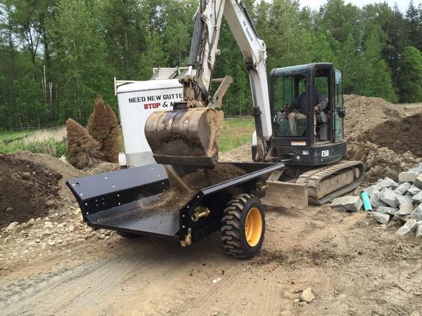 escavatore gommato Dump-trailer-for-excavator-600-0036-8998b27fbd