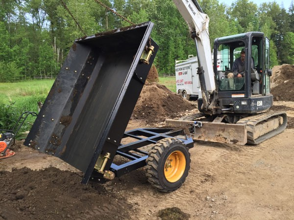 escavatore gommato Dump-trailer-for-excavator-600-0095-fee4017de1