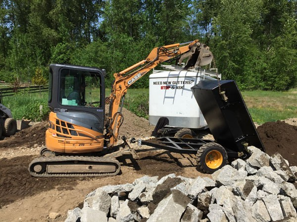 escavatore gommato Dump-trailer-for-excavator-600-0119-f316188a4a