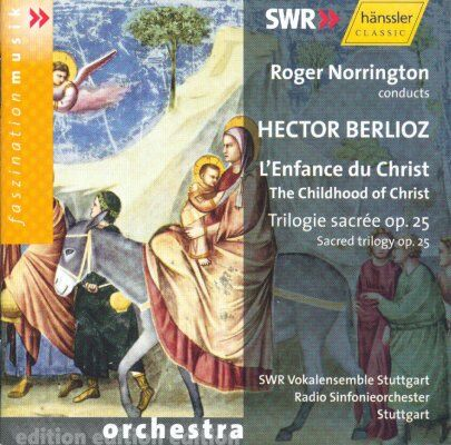 norrington - Roger Norrington HS-l-enfance-du-christ