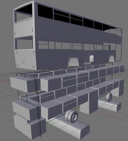 Der D86 im Bau – Das Blender-Tagebuch D86_05