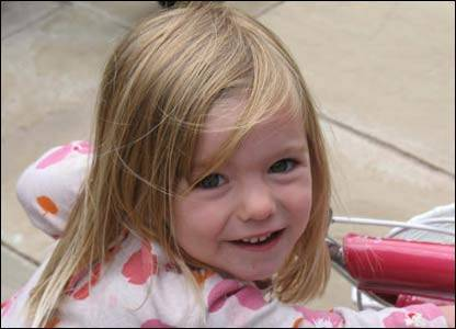 Why have the McCanns lied about Maddie's coloboma for 4 years? Madeleine1