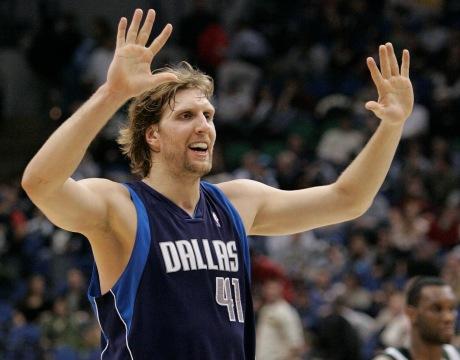 Dirk Nowitzki - Basketball NBA DirkNowitzki