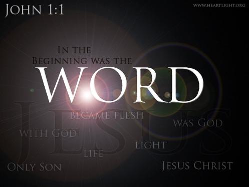 CHRONOLOGIC BIBLE John1_1