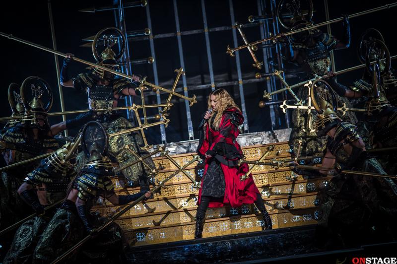 luci della ribalta Madonna-torino-19-novembre-2015-recensione