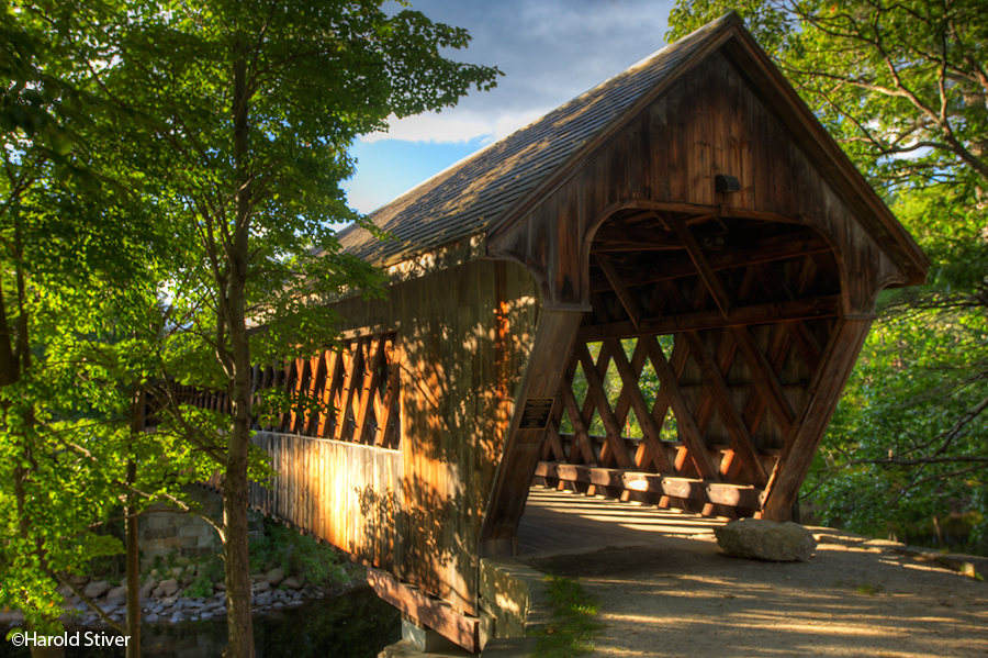 Covered Wooden Bridges NewEnglandCB