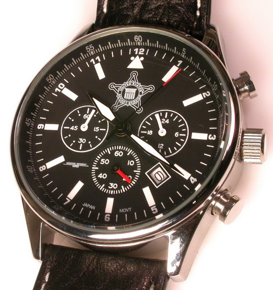 La montre de Barak Obama USSSA550