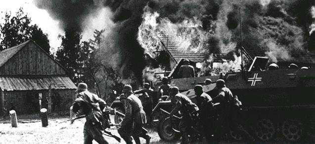 """""""La invasión de Polonia por la Alemania nazi: un ejemplo de guerra humanitaria"""" - texto de Mikel Itulain - año 2012 - publicado en julio de 2013 en Bitácora de un nicaragüense Polonia"""