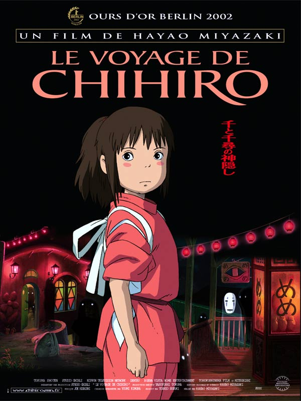 [Ghibli] Le Voyage de Chihiro - Page 2 Chihiroposter-vf