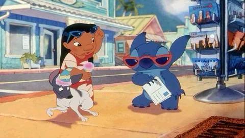 Lilo & Stitch [Walt Disney - 2002] - Page 2 LiloAndStitch01