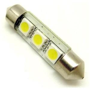 [S4-2005] HELP! Quelle type de LEDS (ref et nombre) pour les S4-RG Ampoule-navette-3-leds-smd-39mm-blanc-xenon
