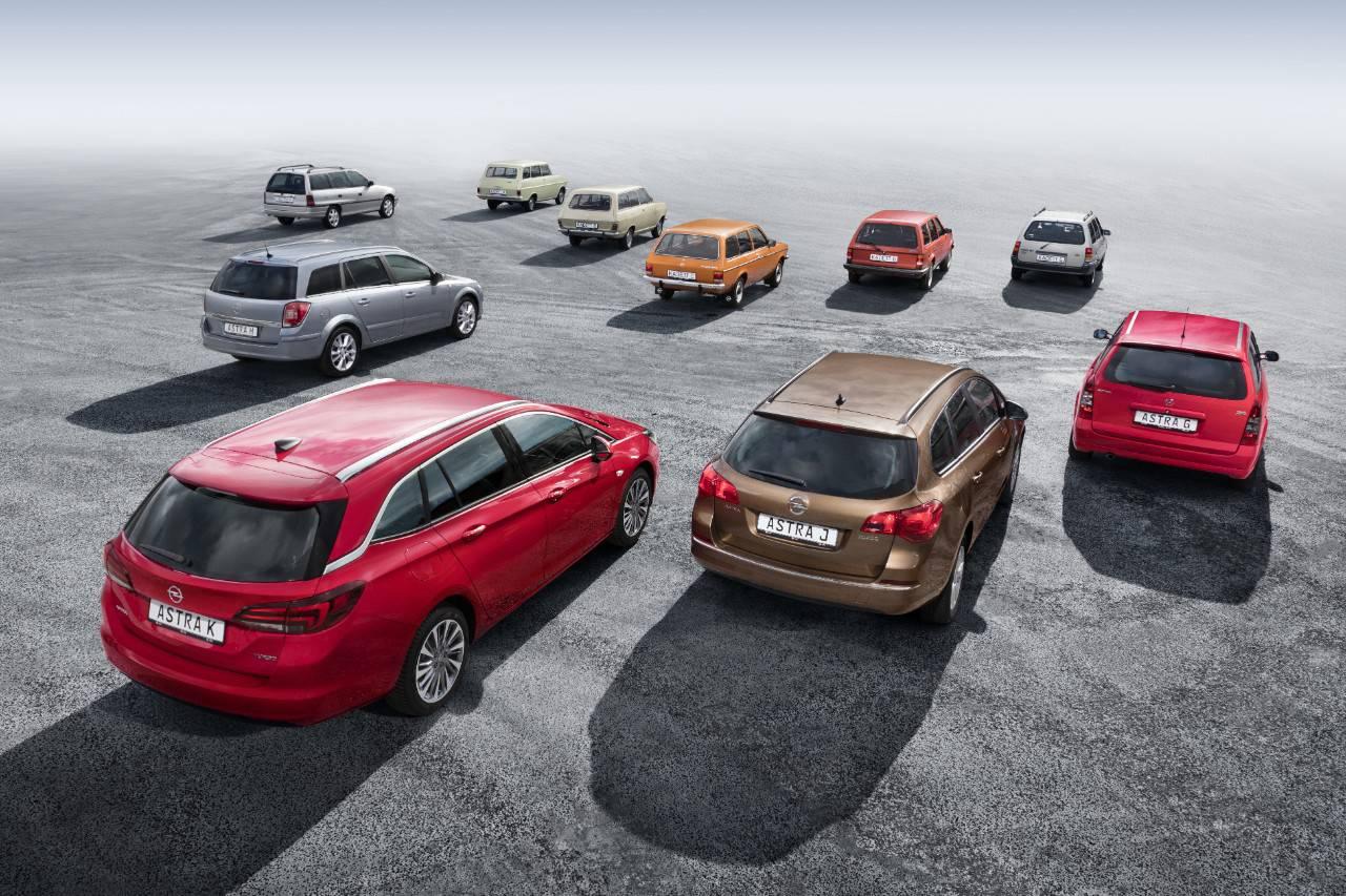 [Sujet officiel] Les Générations de modèles - Page 6 10-generations-of-Opel-compact-station-wagons
