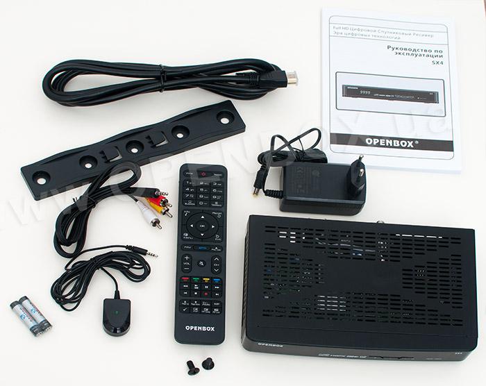 أجهزة الجيل الرابع OpenBox 25
