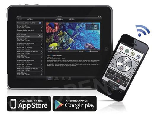 أجهزة الجيل الرابع OpenBox P4