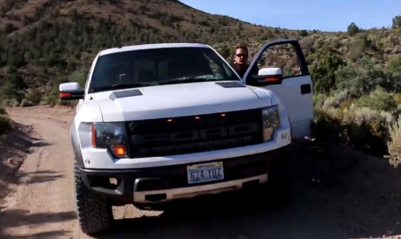 "Man sneaks up on Area 51 ""Cammo Dudes,"" they get mad (Video) Area-51-Cammo-Dude-Leaves-Truck"