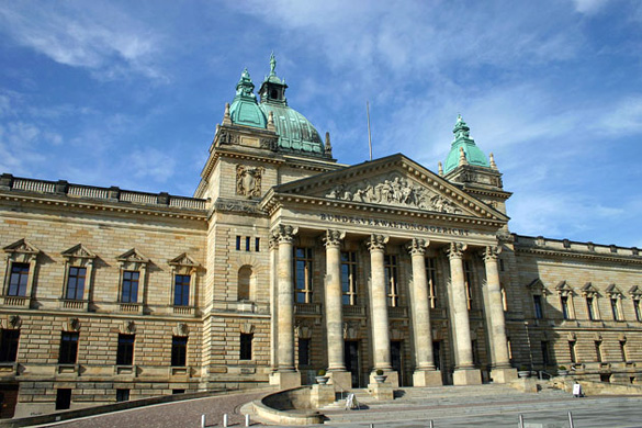 Supreme court forces German parliament to release report on UFOs German-Supeme-Court