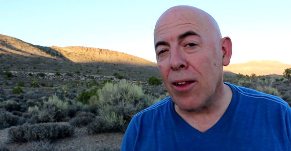 "Man sneaks up on Area 51 ""Cammo Dudes,"" they get mad (Video) Glenn-Campbell"