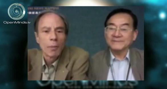 Interview with China's leading UFO expert, Dr. Sun Shili Sun-Shili