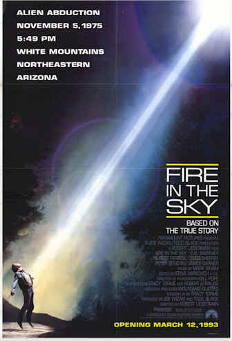 Famous UFO witness announces 40th anniversary event Fireinthesky