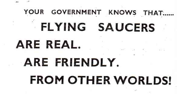 Declassified files show UFO activists were monitored by Scotland Yard Kingpamphlet-ftr