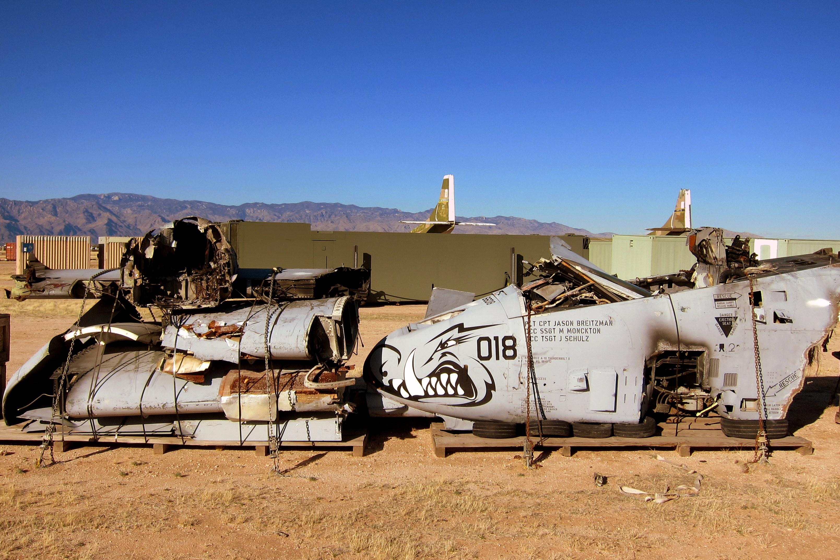 A-10 Thunderboldt II Trompette 1/32 14028836948