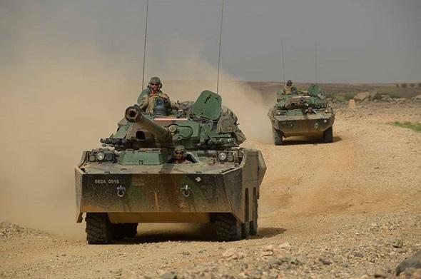 Serval: Mission remplie Amx10-20131005