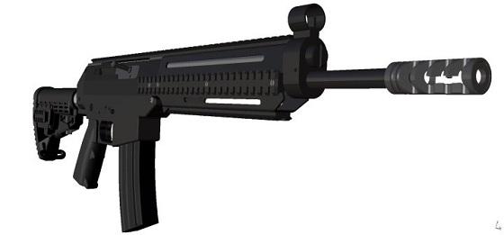 FAMAS : de nouveaux prétendants au remplacement. Fusil-20120114