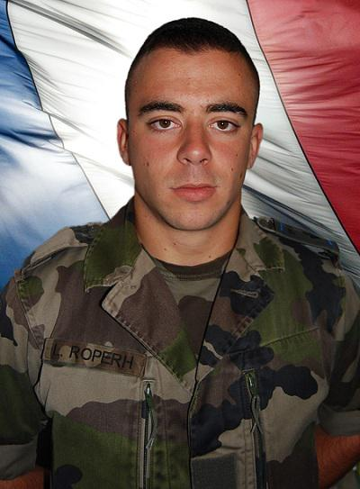 Afghanistan : mort d'un sapeur du 13ème régiment du génie Roperh-20110510