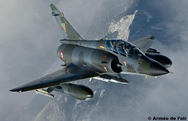 Le Mirage 2000N prend sa retraite, après 30 ans passés au service de la dissuasion nucléaire . 2000n-20180621