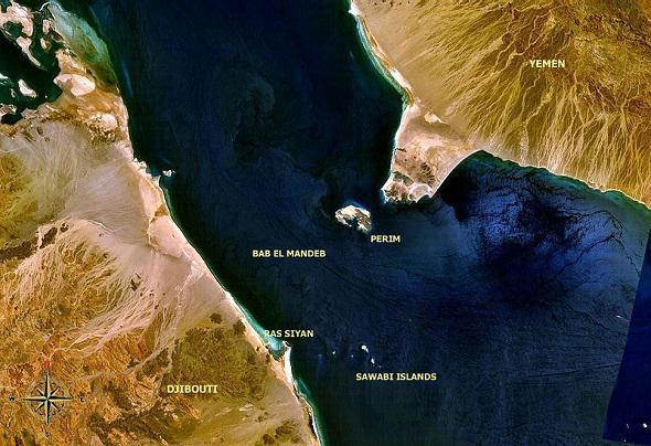 Guerre civile au Yémen - Page 4 Babelmandeb-20150323