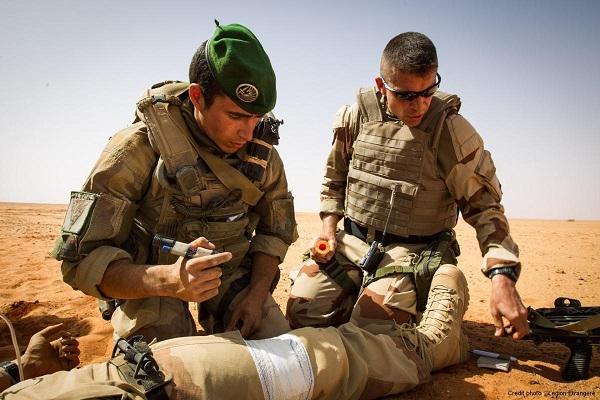 Une nouvelle trousse de soin va équiper les soldats en opération Blessure-20200726