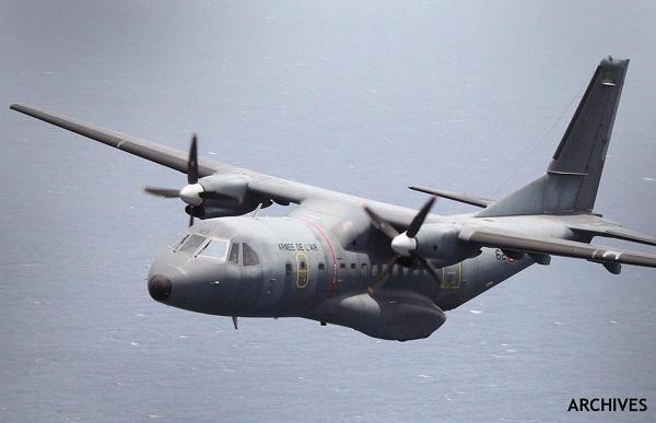 C-130H Hercules devrait avoir un air de famille avec l'A400M Atlas Casa-20210213