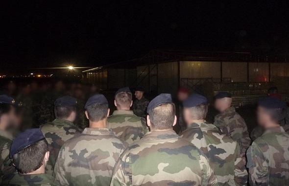 Le 31e Régiment du Génie et la 13e DBLE sollicités pour envoyer des instructeurs en Irak Dio-20150227
