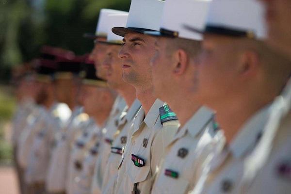 La Légion étrangère rappelle les quatre piliers de sa cohésion Legion-20190809