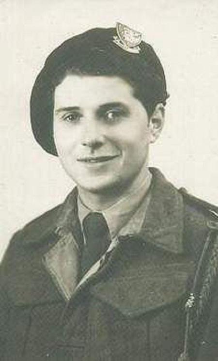 Décès de Jean Morel, l'un des derniers membres du commando Kieffer ayant participé au Débarquement en Normandie . Morel-20191125
