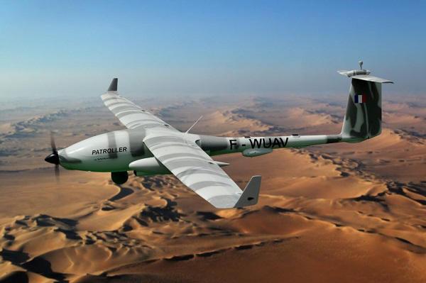 Les différences de grades compliquent la mutualisation de la formation des pilotes de drones des armées de l'Air et de Terre Patroller-20191207