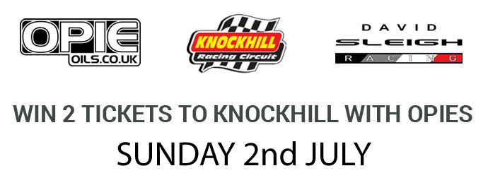 WIN 2 tickets to Knockhill - 13th Sept Smrc