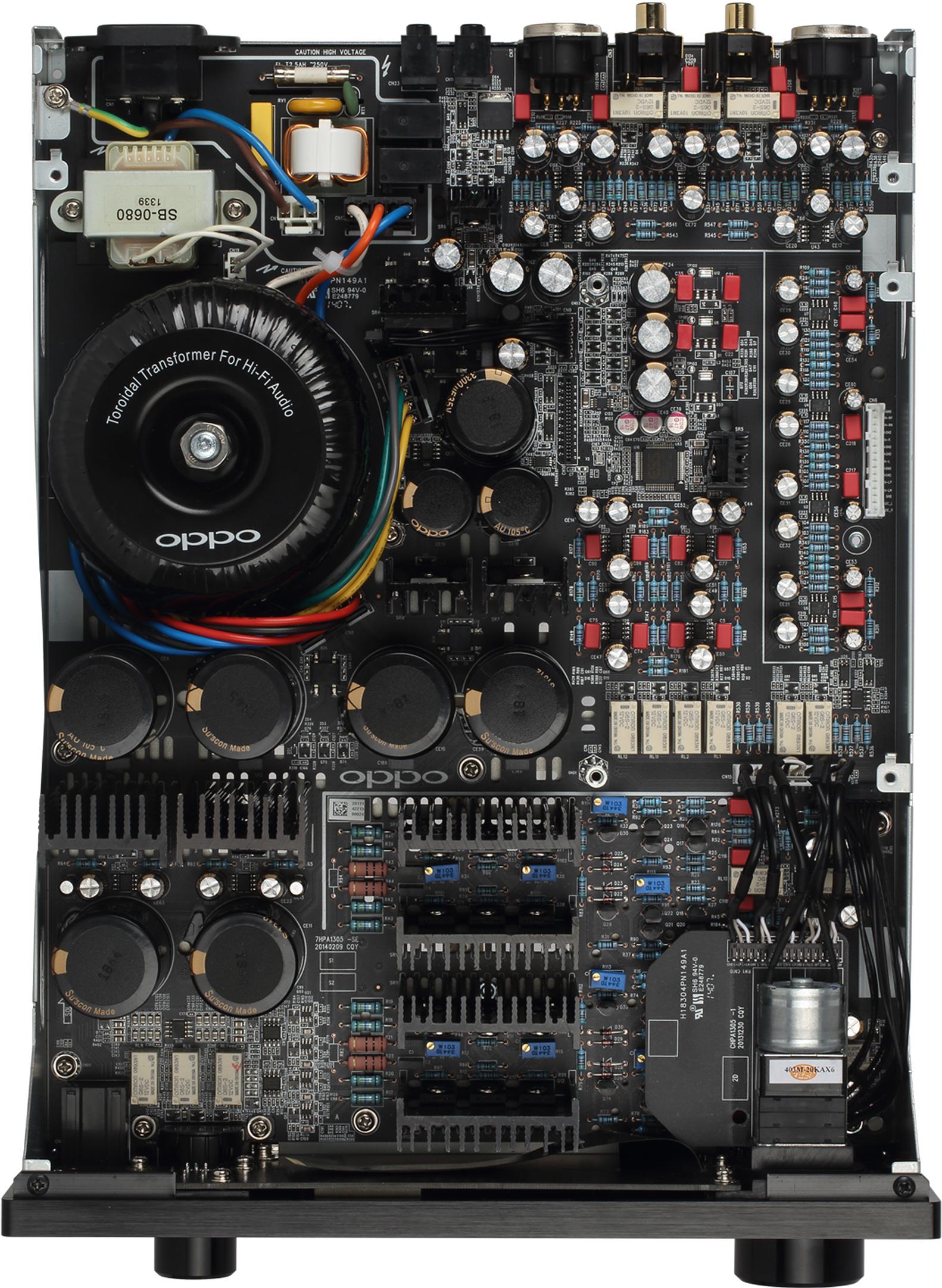 Oppo HA-1 DAC HA-1-inside-hr