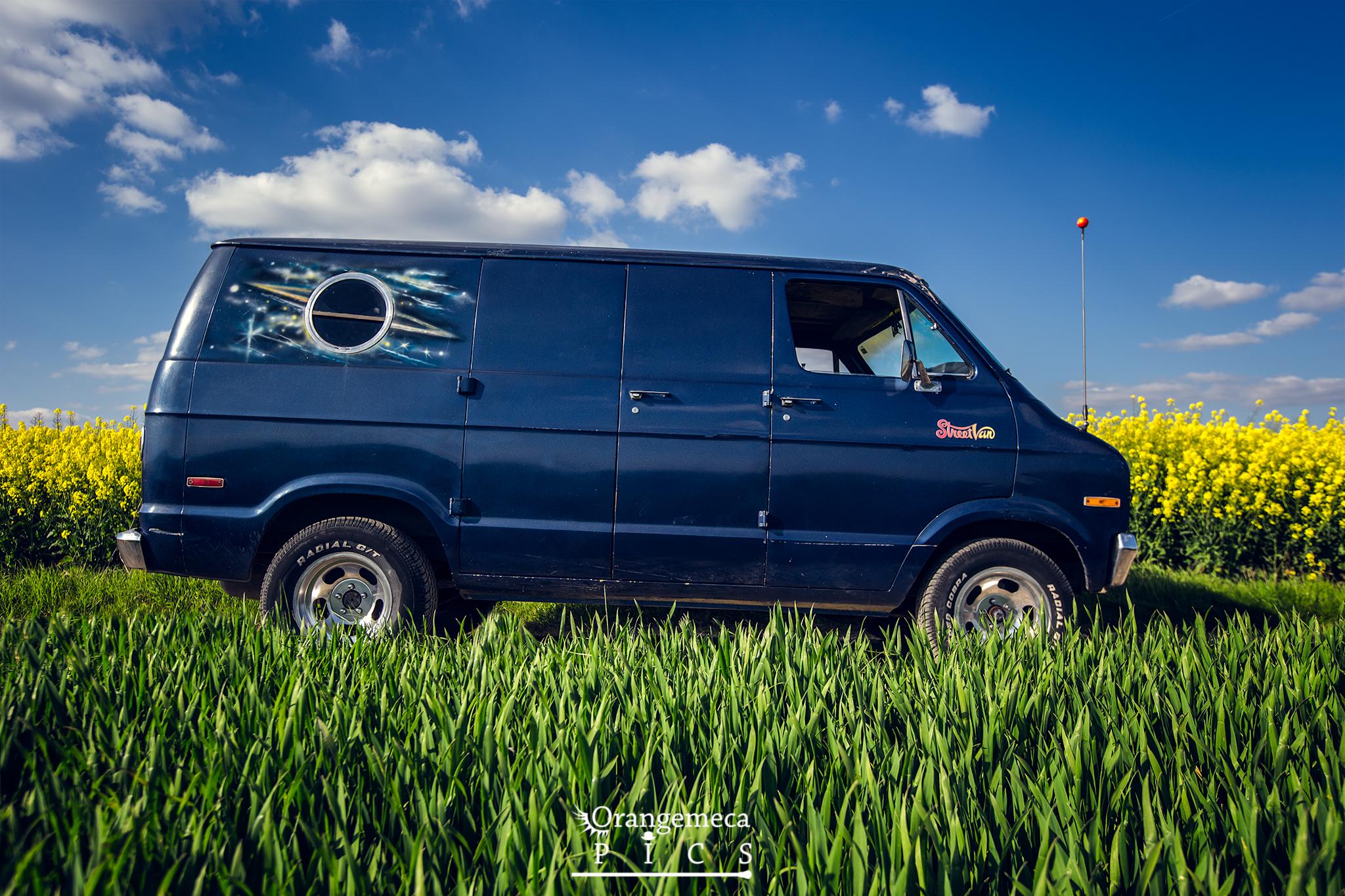 [Concours interne] Photo de saison (printemps 2017)  - Page 2 Van