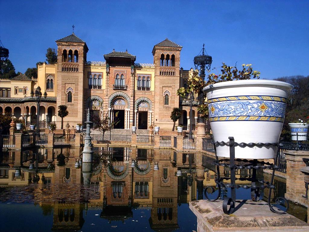 Španija  Sevilla_sightseeing