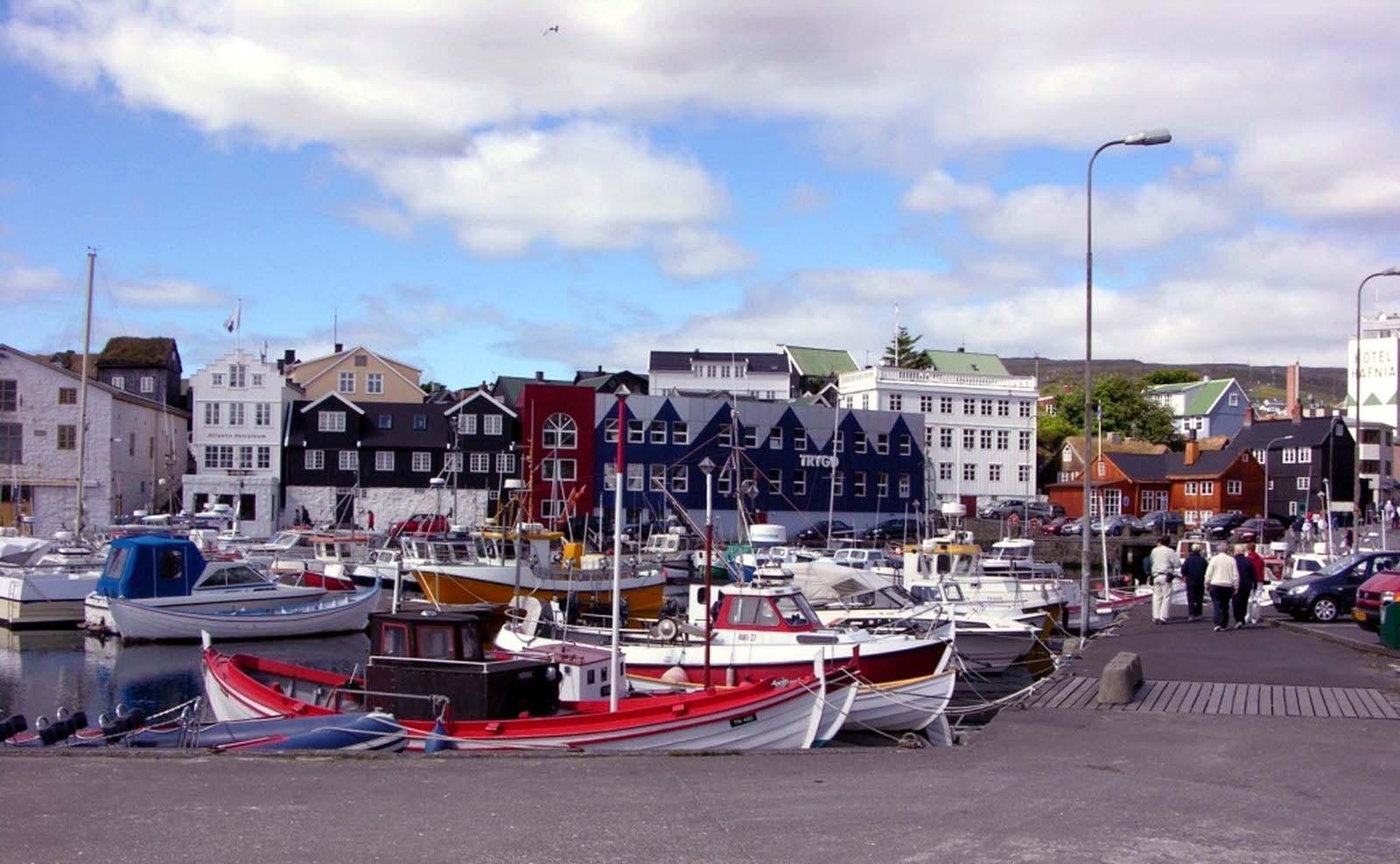 Farska Ostrva Torshavn_sightseeing