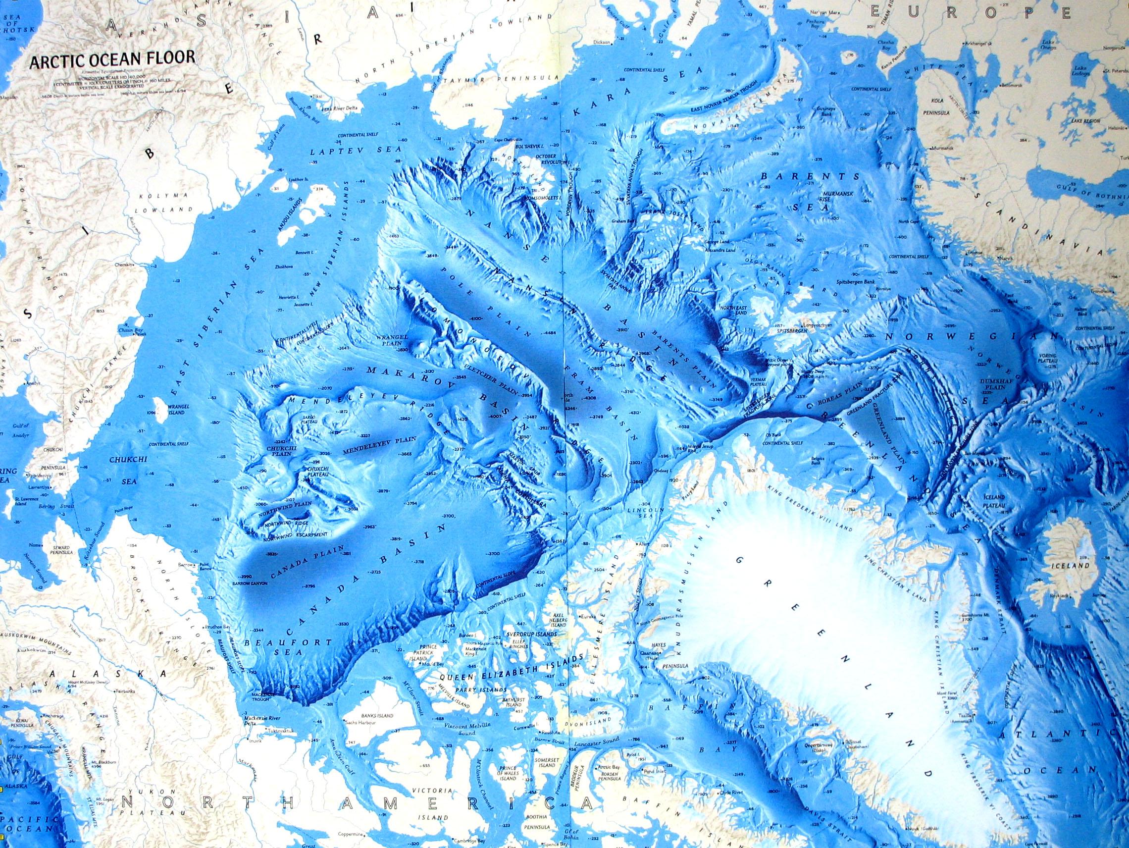 Arctic rush - Page 9 Arctic-ocean