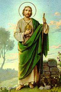 Prière à Saint JUDE, patron des causes perdues + Neuvaine ! Saint_jude3